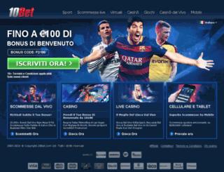 10betlive.com screenshot