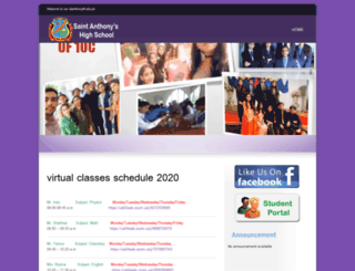 10c.stanthonysft.edu.pk screenshot