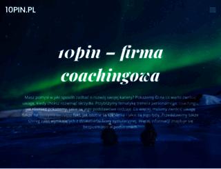 10pin.pl screenshot