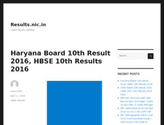 10th-12th-cbse-result-2015.net screenshot