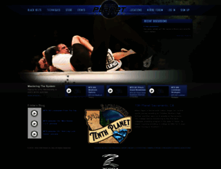 10thplanetjj.com screenshot