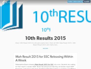 10thresults15.tumblr.com screenshot