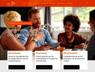 10voordeleraar.nl screenshot