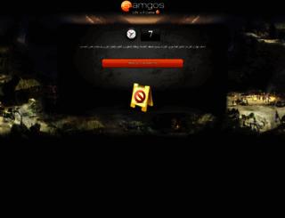 1100.gamgos.ae screenshot