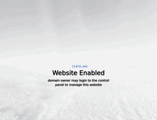 11433.net screenshot