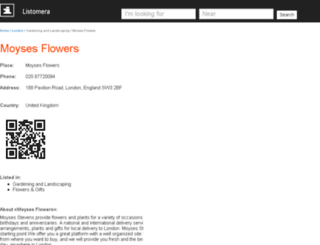 11696259.listomera.co.uk screenshot