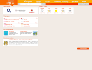 1188.sms.cz screenshot