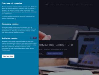 118information.com screenshot