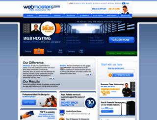 12.webmasters.com screenshot
