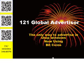121adverts.co.uk screenshot