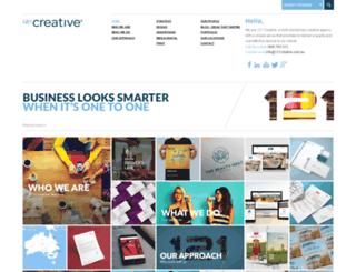 121creative.com.au screenshot