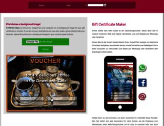 123-banner.com screenshot