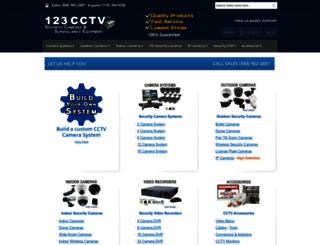 123-cctv.com screenshot