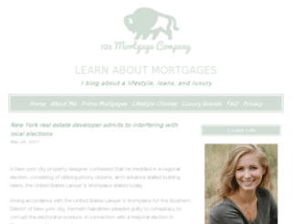 123-mortgage-company.com screenshot