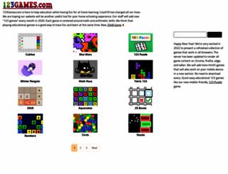 123games.com screenshot