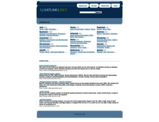 123hitlinks.info screenshot