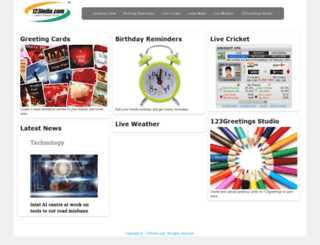 123india.com screenshot