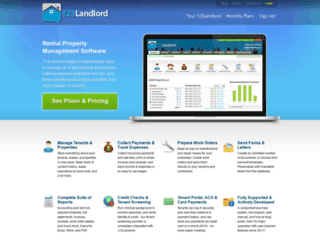 123landlord.com screenshot