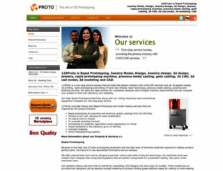 123proto.com screenshot