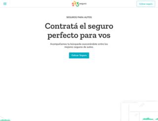 123seguro.com screenshot