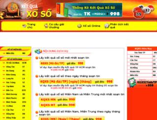 123sms.vn screenshot