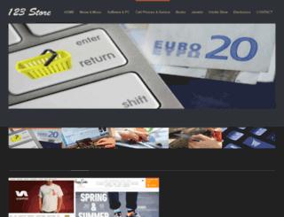 123store.org screenshot