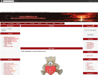 123teddybear.blogspot.com screenshot