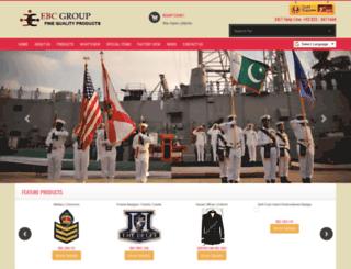 123uniform-accessories.com screenshot