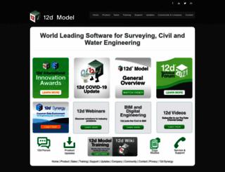 12d.com.au screenshot