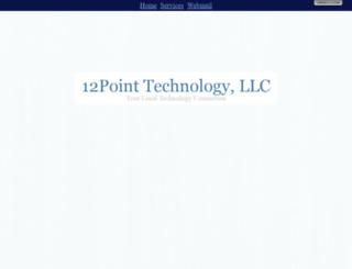 12pointtechnology.com screenshot