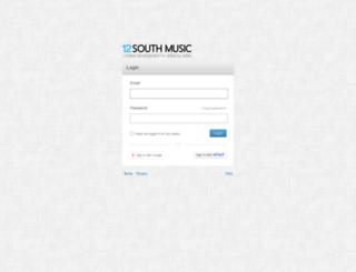 12southmusic.quoteroller.com screenshot