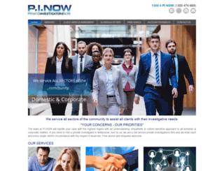 13004pinow.com.au screenshot