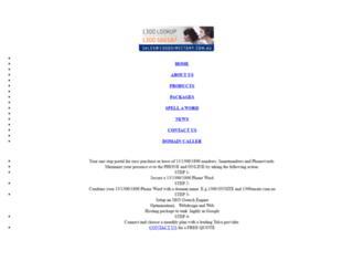 1300medical.com.au screenshot