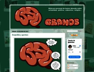 1350gramos.blogspot.com screenshot
