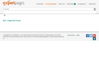 13901.exportpages.de screenshot