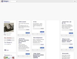 13temmuz.blogcu.com screenshot