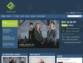 13thstreetuniversal.nl screenshot