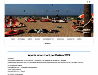 151riccione.com screenshot