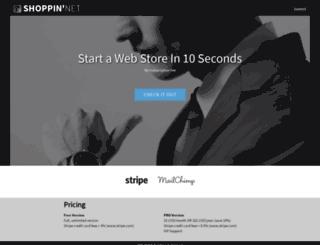 15668.v3store.com screenshot