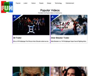 15minutefun.com screenshot