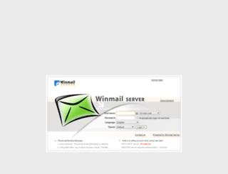 161mail.com screenshot