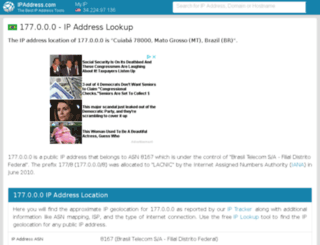 177.ipaddress.com screenshot