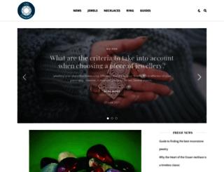 1791diamonds.com screenshot