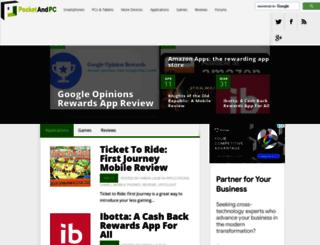 1800pocketpc.com screenshot