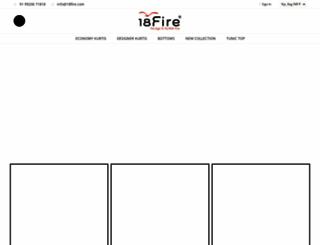 18fire.com screenshot