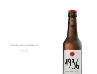 1936biere.com screenshot
