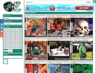 1994hiphop.com screenshot