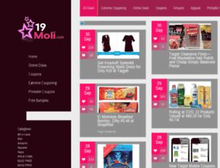 19moli.com screenshot