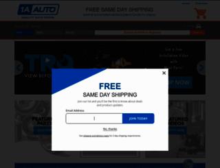 1aauto.com screenshot