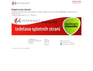 1ainternet.com screenshot